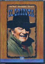 Il Grinta (1969) DVD NUOVO SIGILLATO John Wayne. Glen Campbell. Robert Duvall