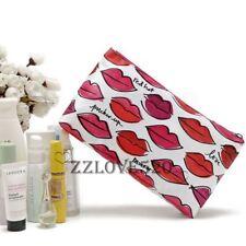 Women Cosmetic Bag Makeup Bag Travel Case Pouch Nylon Toiletry Organizer Handbag
