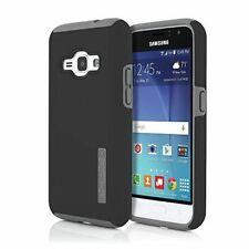Incipio® DualPro® Case for Samsung  Galaxy J1(2016)  | Genuine | Black/Grey
