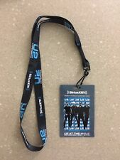 U2 at The Apollo Lanyard - Sirius - Rare - Bono - The Edge - Adam Clayton