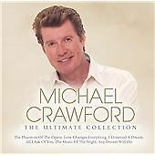 CD DOUBLE ALBUM - Michael Crawford - Ultimate Collection