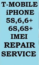 iPhone IMEI Fix Service! All TMobile iPhones! Cleans IMEI! Fast Service!