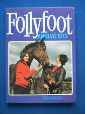 Follyfoot Annual  1973  Yorkshire TV - World Distributors - excellent condition