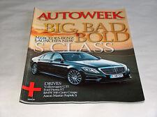 autoweek MAGGIO 2013 Car Truck RIVISTA MERCEDES-BENZ NUOVE GRANDI,Bad,vistoso S