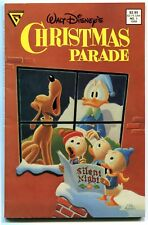 Walt Disney's Christmas Parade 1 VF 8.5 Gladstone Carl Barks 1988 Copper Age