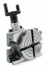 "ROTARY TABLE HORIZONTAL VERTICAL - MILLING MACHINE 3"" / 75MM - HIGH QUALITY"