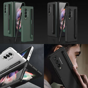 Phone Case Cover Protection for Samsung Galaxy Z Fold 3 Mobile Phone 
