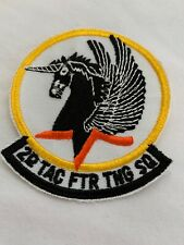 USAF Air Force 2nd Tactical Fighter Training Squadron Military Unit Patch