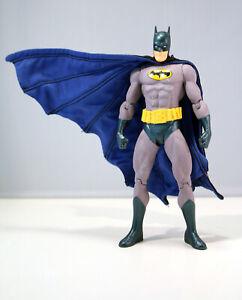 """DC Direct BATMAN 6"""" Custom Figure Justice League International JLI Maguire Cape"""