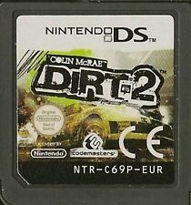 NINTENDO DS COLIN MCRAE DIRT 2 GAME CARTRIDGE ONLY