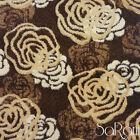 Alfombra Moderna Rosas Flores Varios Colores y Dimensiones Sala de estar