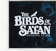 (FB241) The Birds Of Satan, Nothing At All - 2014 DJ CD
