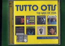 OTIS REDDING - TUTTO OTIS THE KING OF SOUL DOPPIO CD NUOVO SIGILLATO
