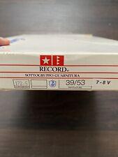 campagnolo record crankset 172.5 39/53 Double Vintage