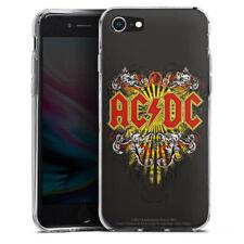 Apple iPhone 8 Silikon Hülle Case - ACDC Danger
