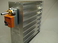 Belimo 3 Wire Lmb24 Motorized Small Rectangular Hvac Damper Dampner 13 Sizes