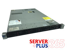 HP ProLiant DL360p G8 Server, 2x 2.2GHz OctaCore 256GB RAM 8x 300GB 6G SAS DVD