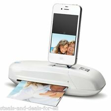 NEWEST MODEL Mustek s600i APPLE iPhone iPod Touch Scanner ~ WHITE ~ MSRP $479
