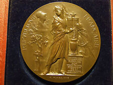 ASSEMBLEE NATIONALE election of president  FELIX FAURE 1895 medal by Ponscarme
