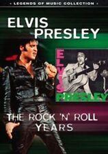 Elvis Presley The Rock and Roll Years 5060192812831 DVD Region 2