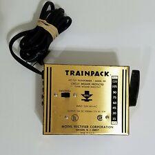 MRC Trainpack Vintage HO Toy Transformer Model 100 AS-IS Untested Used