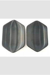2 Umbra Jonathan Adler Matte Black Ceramic Soap Dish J Adler