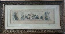 ancienne gravure- MORT de NAPOLEON - Ste Hélène - Empire - Généraux – 1831