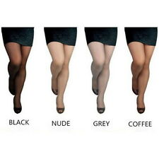 Sexy Women's Pantyhose Ultrathin Stocking Elastic Tights Hosiery PLUS SIZE Socks