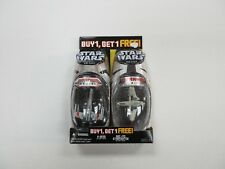 2006 HASBRO STAR WARS TITANIUM SERIES X-WING ARC-170 STARFIGHTER 2-PACK SEALED