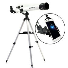 Visionking 900X60 Refractor Monocular Astronomical Telescope Smart Phone Adapter