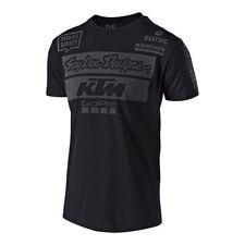 Troy Lee Designs KTM Team T-Shirt schwarz 2018