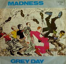 """7"""" 1981 KULT SKA ! MADNESS : Grey Day // MINT- \"""