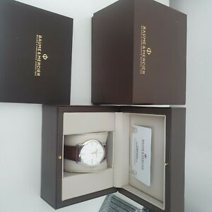 Baume Mercier classima mens watch. Brand new and never worn.