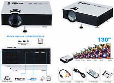 Proiettore Videoproiettore.Ci colleghi TV o Smartphone.hdmi scart schermo iphone