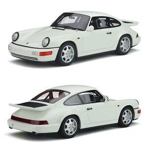 1/18 GT Spirit Porsche 911 (964) Carrera 4 Lightweight 1991 Livraison Domicile