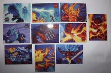1997 Marvel XMen 2099 Oasis 90 card set from Comic Images Fleer Skybox