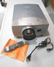 Canon LV-7555 Projector FREE SHIPPING