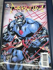 New listing Justice League The New 52 23.1 3D Darkseid Cover
