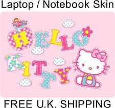 "15.4 ""Hello Kitty Vinilo Laptop Skin Sticker"