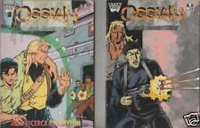 OSSIAN   star comics    0 / 8  completa