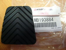 ORIGINAL MITSUBISHI OUTLANDER EMBRAGUE PEDAL DE FRENO DE GOMA