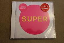 Pet Shop Boys - Super CD POLISH STICKERS