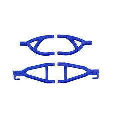 RPM Traxxas 1/16 E-Revo Rear Upper & Lower Suspension A-Arm Set (Blue) RPM80605