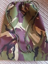 CAMOUFLAGE BOYS PUMP BAG /SCHOOL 15 x 12