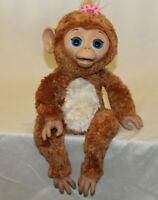 Hasbro FurReal Friends Cuddles My Giggly Monkey Interactive Pet 2012