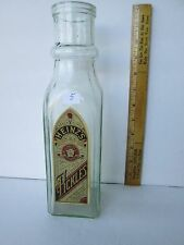 Antique Labeled Heinz's Pickle Jar