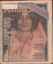 Rolling Stone August 7 1980 Jackson Browne, The Blues Brothers w/ML 121416DBE