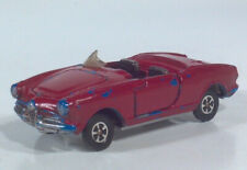 Lone Star Road Master Flyers Alfa Romeo Spider Diecast Scale Model Convertible