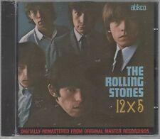 THE ROLLING STONES 12 X 5 CD F.C. SIGILLATO!!!