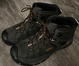 KEEN Targhee III Waterproof Mid Hiking Shoes, Men, Size 11.5